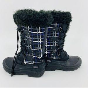 Tundra Purple Diana Winter Boots
